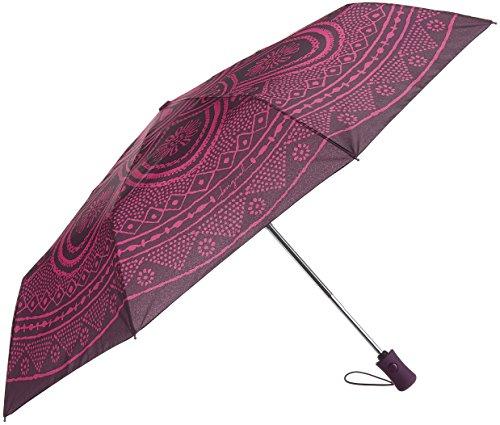 Desigual Umbrella Mandala Paragua plegable 28 cm