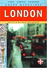 Knopf MapGuide: London by Knopf Guides (April 30 2013)