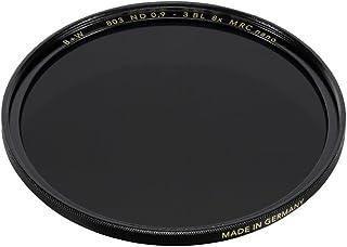 B+W 49mm 0.9-8X Multi-Resistant Coating Nano Camera Lens Filter, Gray (66-1089175)