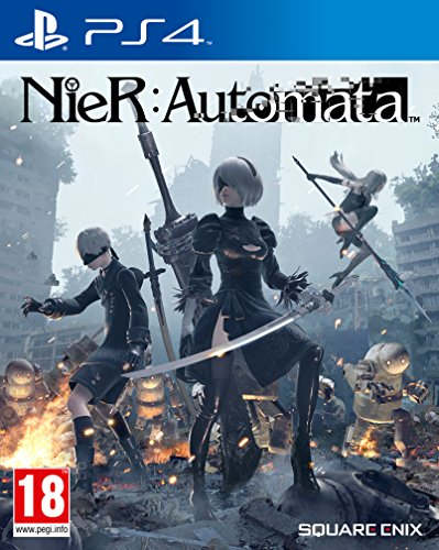 Nier: Automata PS-4 UK dt UT
