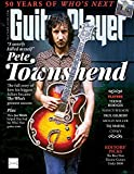 Guitar Player Magazine August 2021 Pete Townsend, 50 Years of Who's Next [Single Issue Magazine] Future
