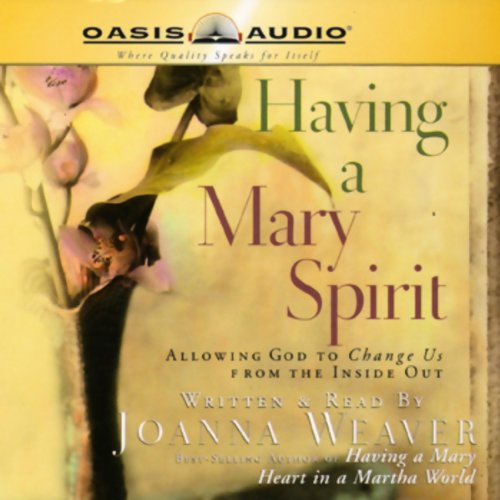 Having a Mary Spirit audiobook cover art
