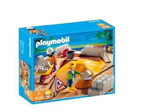 PLAYMOBIL 4138 - Compact Set Construcción