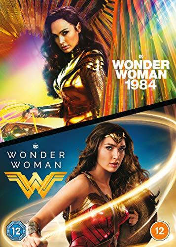 Wonder Woman 1984/ Wonder Woman (2pk) [DVD] [2021] [2020]