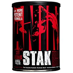 Animal Stak is developed for the bodybuilder and elite strength athlete that is looking to break through plateaus and personal records.  You train hard, you eat right, so why take a chance on the supplements you use? Animal Stak contains 5 unique com...