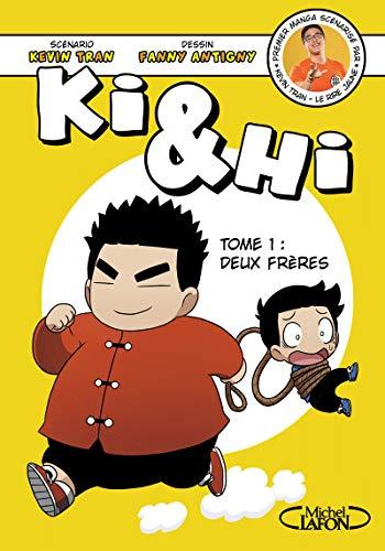 Tome 1 manga Ki & Hi
