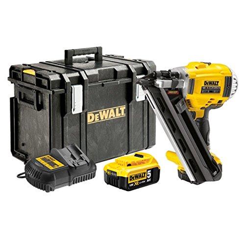 Dewalt DCN692P2K-QW - 18 v 18v batería clavadora 5 ah