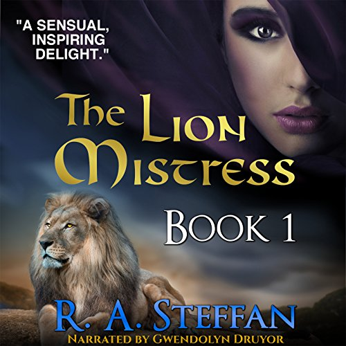 The Lion Mistress, Book 1 cover art