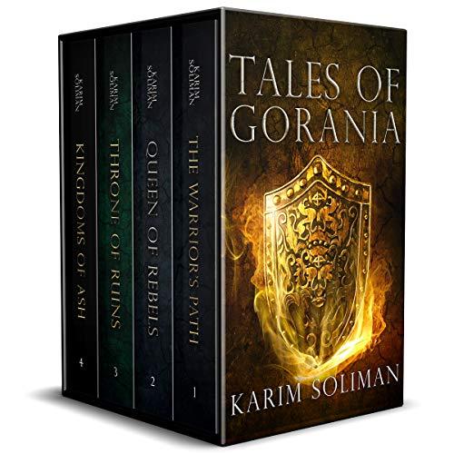Tales of Gorania: An Epic Fantasy Boxed Set by [Karim Soliman]