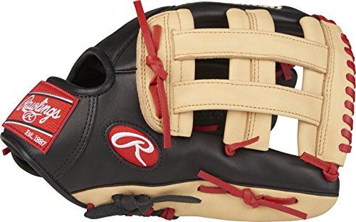 "Rawlings Gamer XLE Regular Pro H Web 12-3/4"" Baseball Gloves"