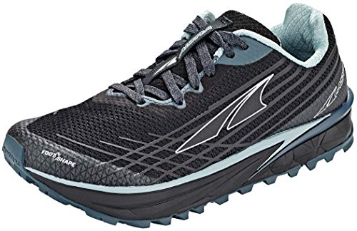 ALTRA Women's AL0A4QTP TIMP 2 Trail Running Shoe, Black/Gray - 9 M US