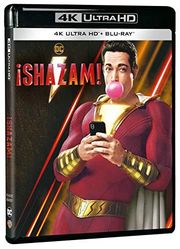 Shazam 4k Uhd Blu-ray