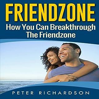 Friendzone audiobook cover art