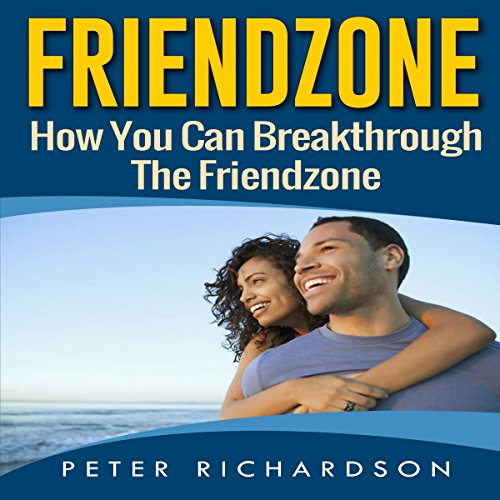 Friendzone audiobook cover art