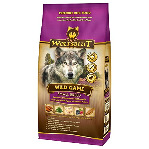 Wolfsblut Wild Game Small Breed - 2 kg