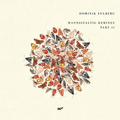 Mannigfaltig Remixes (Part 2 - Robag Wruhme, Recondite, Donato Dozzy [Vinyl Maxi-Single]