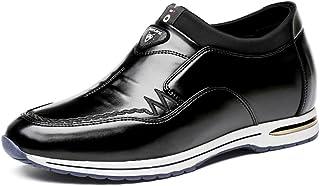 [MERLIN] 7CM UP シークレットシューズ クセになる履き心地 スニーカー 背が高くなる靴 ビジネス通用