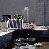 Docooler 12V 5W Silicon Brushless Solar-Powered...
