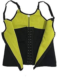Women's Slim Corsets Body Shapers Women's Half Body Skinny Adjustable Belt Waist Coach Steel Bone Sculpting Vest