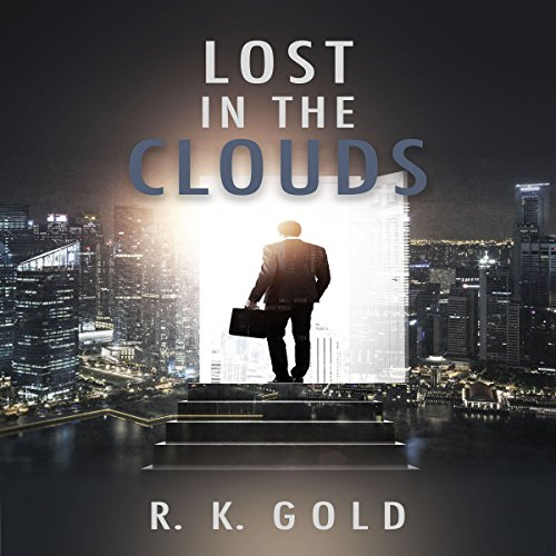Lost in the Clouds audiobook cover art