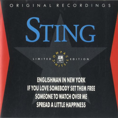 Englishman in New York (compact hits, limited edition)