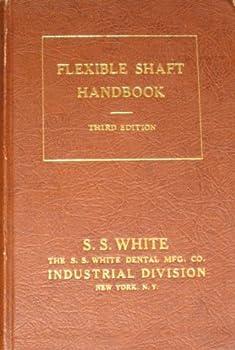 Hardcover Flexible Shaft Handbook, 3rd edition Book