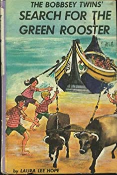 Bobbsey Twins 58: Search for the Green Rooster GB (Bobbsey Twins) - Book #58 of the Original Bobbsey Twins