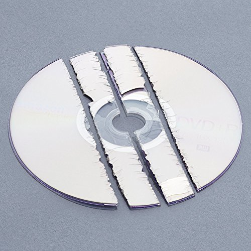 AmazonBasics 8-Sheet Strip-Cut Paper, CD and Credit Card Home Office Shredder