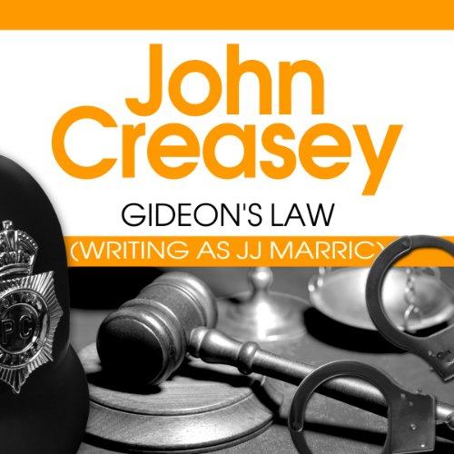 Gideon's Law cover art