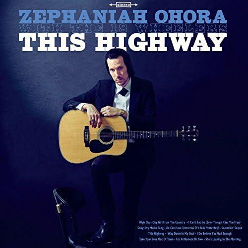 Zephaniah Ohora