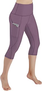 ODODOS Out Pocket High Waist Yoga Pants,Tummy...