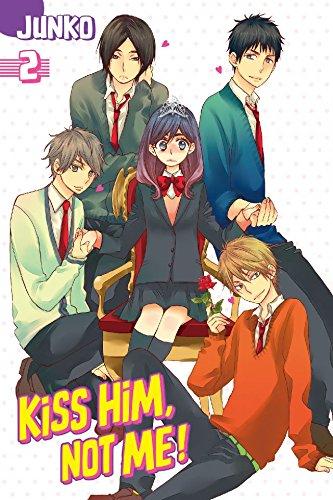 Kiss Him, Not Me Vol. 2 (English Edition)