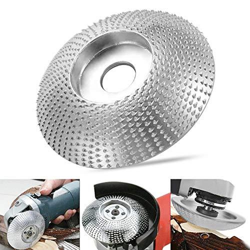 Schleifscheibe Holz,Grinding Wheel,Winkelschleifscheibe,Schleifscheibe Schnitzen,Carving Tools Winkelschleifer,Sanding Wheel,Abrasive Disc