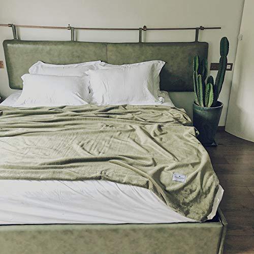 Dunne dekens dekens beddengoed dekbed lakens spreien airconditioning TV sofa slaapkamer kinderkamer bed balkon woonkamer stoel vier seizoenen huidvriendelijk