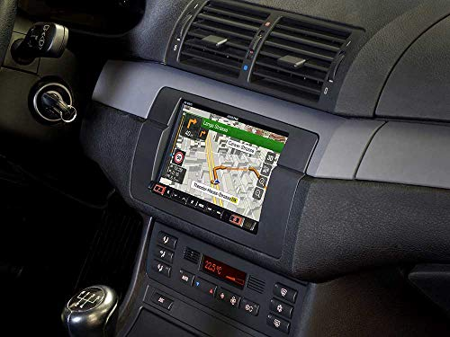 Alpine INE-W720E46 compatibel met BMW 3-serie E46 - DAB+ autoradio met capacitief 7 inch display, Apple CarPlay en Android auto, Bluetooth, HDMI