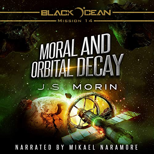 Moral and Orbital Decay cover art