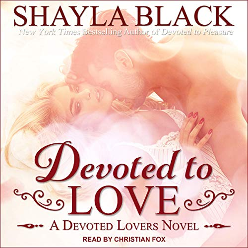 Devoted to Love audiobook cover art