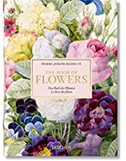 Redouté. Book Of Flowers – 40Th Anniversary Edition