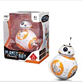 Star Planet Wars BB-8 Intelligent Remote Control Robot Magnetic Rolling Spherical Planet Model Children Toys