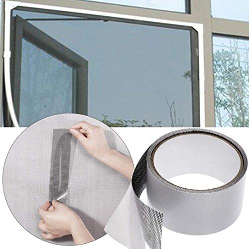 gaddrt Insektenschutz Fliegen Tür Fenster selbstklebend Löcher Repair Patch Kit Mosquito Bildschirm Net