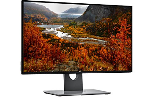 Dell U2717D UltraSharp 27' InfinityEdge- Monitor (2560 x 1440, LED, HDMI, Display Port, Negro)