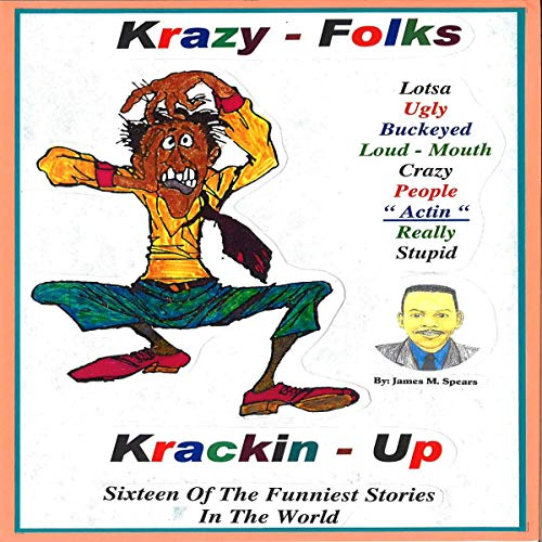 Kracking Up cover art