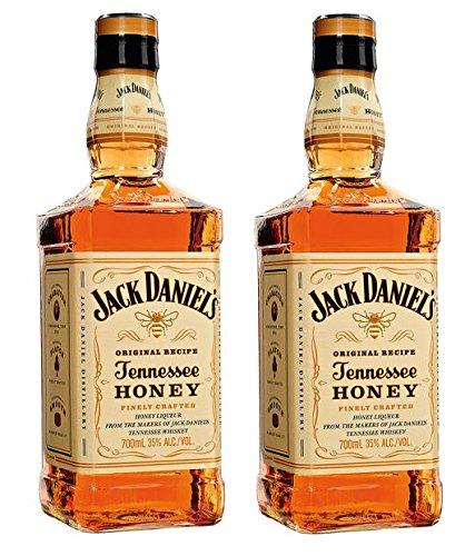 Jack Daniel's Tennessee Honey (2 x 0,7 l)