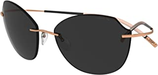 Silhouette Sunglasses Titan Minimal ART The Icon 8158