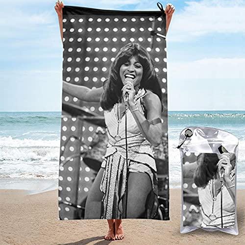 What Love Got To Do With It Proud Mary Tina Tur-ner Classic Rock Kin-gs of Rhy-thm Private Dancer Toalla de secado rápido Sábanas de baño para interiores y exteriores cumpleaños
