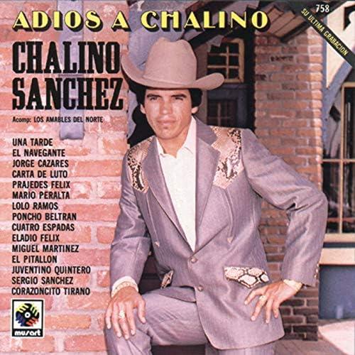 Chalino Sanchez feat. Los Amables Del Norte