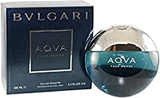 Bvlgari Perfume - Aqva Pour Homme by Bvlgari - perfume for men - Eau de Toilette, 100ml