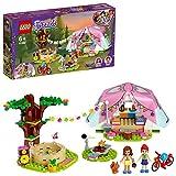 LEGO41392FriendsGlampingenlaNaturaleza,JuguetedeConstrucciónparaNiños,CampingconMiniMuñecasyTiendadeCampaña