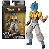 Dragon Ball Super - GOGETA S.S. BLUE Figura de acción Deluxe (Bandai...