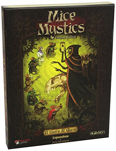 Raven - Mice and Mystics - Il Cuore di Glorm